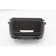 Center Console Ash Tray Woodgrain 2012 Bmw 528i Sedan F10 4-Door 2.0 Gas Turbo 51169206347