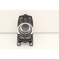 iDrive Navigation Controller Switch 2012 BMW 528i Sedan F10 4-Door 2.0