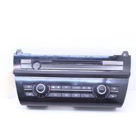 Heater AC Temperature Climate Control CD Player 2012 BMW 528i Sedan F10 4-Door 2.0