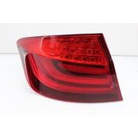 Left Outer Tail Light Lamp 2012 Bmw 528i Sedan F10 4-Door 2.0 Gas Turbo 63217203231