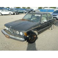 1978 BMW 320, E21, 2.0L, m/t, 2dr,Sdn, black
