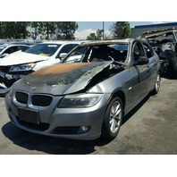 2010 BMW 328i, E90, 3.0L,a/t,Sdn, Grey, Int burn
