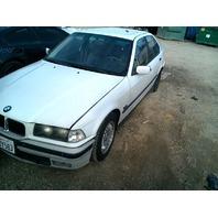 1996 BMW 318i, E36, Sdn,1.9L, a/t, white