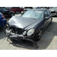 2007 Mercedes E63, 6.2L,AT, Sdn,Grey, hit front
