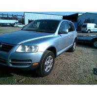 2004 VW Touareg 3.2L, a/t, Awd, Silver/blue