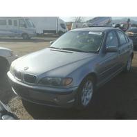 2004 BMW 325i, E46,2.5L,a/t,Sdn, grey, vandalism
