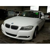 2011 BMW 335i E90 3.0L at Sdn white hit lh suspension