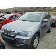 2007 BMW X5 E70 4.8L at Grey hit rear