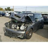 2009 Mini Cooper S R56 1.6L at Grey hit front