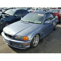 2001 BMW 330ci E46 3.0L at Convert Blue hit lh side