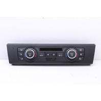 Automatic Temperature Control 2008 Bmw M3 Coupe E92 2-Door 4.0L V8 Gas 64119182287