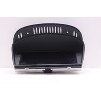 2010 BMW 650i Convertible E64 Navigation Display Monitor Screen 65829211969