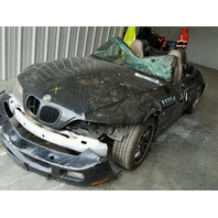 2000 BMW Z3 E36 2.8L AT Black rolled