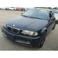 2001 BMW 330ci E46 3.0L at Coupe black hit lh rear