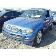 2004 BMW X5 E53 4.8is at Blue, theft