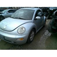 2003 VW Beetle 1.9L AT, Fwd, Diesel, Silver