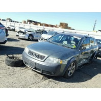 2005 Audi Allroad, 2.7L a/t Awd, Green, hit lh side