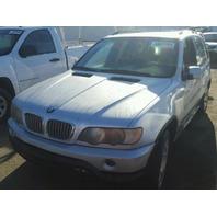 2001 BMW X5 E53, 4.4L, a/t, awd, Silver, Vandalism