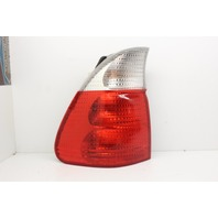 Left Driver Tail Light Lamp 2001 BMW X5 Sport Utility E53 4.4i 4-Door 4.4