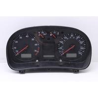 Speedometer Cluster 2002 Volkswagen Jetta GLS Sedan 4dr 2.0