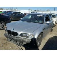 2003 BMW M3, E46, 3.2L, Cpe, Silver, hit front