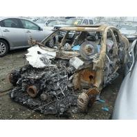 2010 Porsche Panamera, 4.8L, a/t, burn