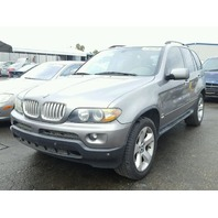 2006 BMW X5, E53, 4.4L a/t, Awd, Grey