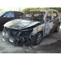 2009 VW Tiguan S, 2.0L, a/t, Silver, burn