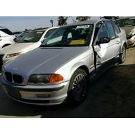 2001 BMW 325xi, E46, 2.5L, a/t, Awd, Sdn, Silver, hit lh side