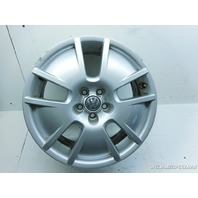 02 03 04 05 Volkswagen Beetle wheel 17x7 has curb knick and scuffs 1C0601025J