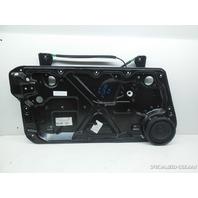 1998 - 2010 Volkswagen Beetle Left Driver Window Regulator & Plate 1C0837655C