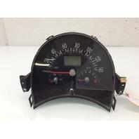 1998 1999 Volkswagen Beetle 1.9T MT Speedometer 1C0920901A Broke Lens Tab
