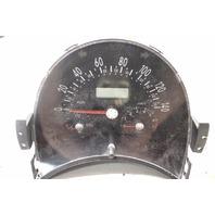 2004 2005 Volkswagen Beetle MT Speedometer Cluster 140 MPH 1C0920951C