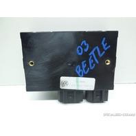 02 03 04 05 Vw Beetle Hardtop Comfort Control Module Ccm Alarm 1C0959799G