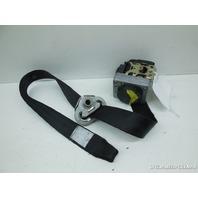 02 03 04 05 Volkswagen Beetle Seat Belt Black Left Front 1C1857705H
