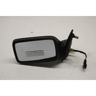 1993 1994-1999 Volkswagen Golf Jetta Left Driver door Mirror Black Scratch