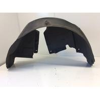 99 00 01 02 03 04 05 Volkswagen Jetta Golf right rear fender liner one tab torn