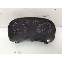 2004 - 2006 Volkswagen Golf Speedometer Instrument Cluster 1J0920907 Broke Tab