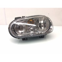 1999 2000 2001 2002 Volkswagen Golf Left Driver Halogen Headlight 1J0941017B