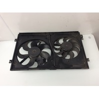 2002 2003 2004 2005 Volkswagen Golf 1.8L Dual Cooling Fan Assembly 1J0959455F
