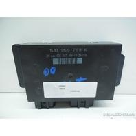 98 99 00 01 Volkswagen Passat Comfort Control Module Ccm Alarm 1J0959799K
