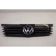 2001 2002 2003 2004-2007 Volkswagen Jetta Upper Radiator Grille Faded/Scratched