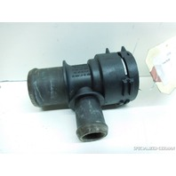 06 07 08 Volkswagen Passat 2.0t bpy radiator coolant hose flange 1K0122291M