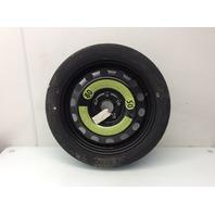 2007 2008 - 2015 2016 Volkswagen EOS 16 Inch Spare Tire Wheel 1K0601027S