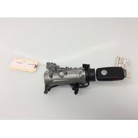 2012 2013 2014 2015 Volkswagen Passat Ignition Switch and Key 1K0905851B