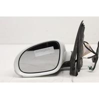 Volkswagen golf GTI Rabbit Driver Left Heated Door Mirror 1K1857501GS White