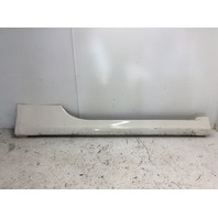 2012 2013 2014 2015 Fiat 500 Abarth right rocker panel moulding cladding