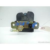 03 04 05 06 07 08 09 10 Volkswagen Beetle Convertible Trunk Latch Lock 1Y0827505
