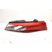 2000 Plymouth Prowler Left Driver Headlight Headlamp Red