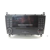 2006 Mercedes C230 C280 C350 C55 Radio Receiver without Navigation 2038704689